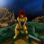 Dino Killa by RickMarin