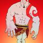 God of Pansies by Shadoworen117