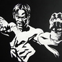 Tony Jaa Scratchboard by Gi-go
