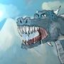 Ice Dragon by Shom42