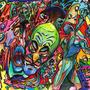 Doodle Puke by Stoned-Gorilla