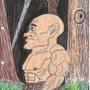 Stoneage Warrior by PsychoCrow