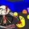 God of War Meets Pacman