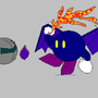 Meta Knight Unmasked by Makaga