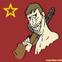 Comrade Craigus by LordCraigus