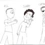 BEAT HIM! by Silver-Glint