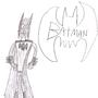 Batman by homor