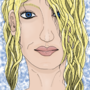 Blonde woman portrait ! by The-Emard