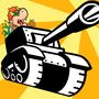 Bowser's Tank by GlacierDragon