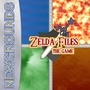 Zelda Files: The game cover by peltos