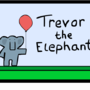 Trevor the Elephant by TedEriksson