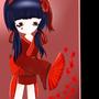 Mitsuki Kimono by luciilu