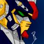 Gundam Head by Recep-Lan