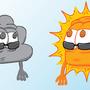 The Weather by Blazingturkey