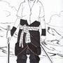 Sasuke by omoreno