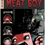 Super Meat Boy Comic Cover #2 by Bluebaby