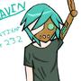 Gavin the Cyborg. by Danopus