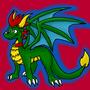 Drako Dragon by Sephyfluff