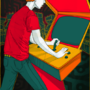 Arcade Machine. by ghlow