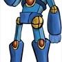 Megaman XC by Xcyper33
