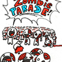Zombie Parade by comicretard