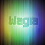 Rainbow Background by Wagia