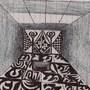 hallway by catzilla