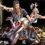 GOD HAND vs SILENT HILL by LAYER-1