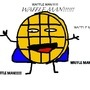 Waffle man by oaklanda