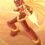 Mega Man Zero by Wavechan