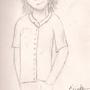 Self manga portrait by WahPUNCH