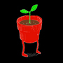 go go plant by Rozner