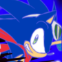 FighterZ Style Sonic RMX Wallpaper