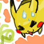 Pika SMASH!!! by Trungles