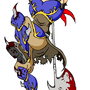 Bandana Warrior by Bullonier