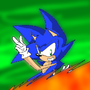 Sonic's Slide by Patronium20