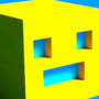 Geometry Dash Cubic by itsfoxee