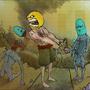 Pacman Final Battle by Shadoworen117
