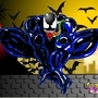 Venom/Alucard by XtremelyVenomous