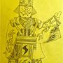Miyamoto Musashi by WaterShake