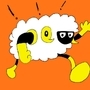 Sheep Man doodle by Power-Boot