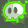 Floaty, the floating Skull by ATZ006