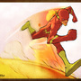 The Flash by Laufman