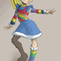 Rainbow Brite by kevinsano