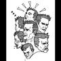 Facial Expressions by JackBarnak