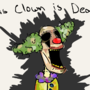 Dead Clown by RemminyCricket