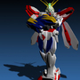Burning Gundam-3D
