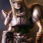 she-warrior by duplex2