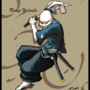 Usagi Yojimbo by Chaserthewolf