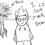 I iz gud at drawing by J101